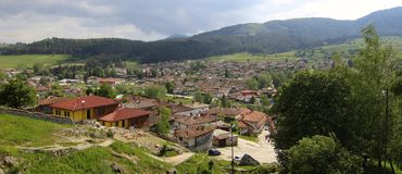 Koprivshtitsa village Royalty Free Stock Image