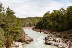 Kopru River Royalty Free Stock Image