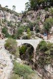 Koprulu Canyon Royalty Free Stock Image