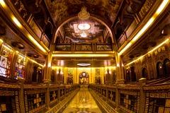 Koptische kerk Royalty-vrije Stock Foto