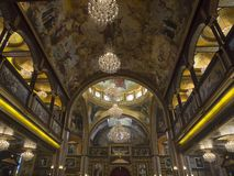 Koptische Orthodoxe Kerk Royalty-vrije Stock Foto