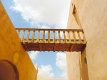 Koptyjski Ortodoksalny monaster Obraz Royalty Free