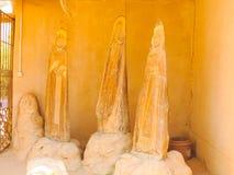 Koptyjski Ortodoksalny monaster Zdjęcie Royalty Free
