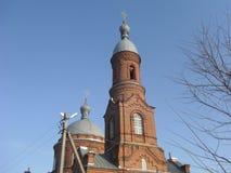 Kopuła kościół Zdjęcie Royalty Free