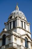 Kopuła przy Królewską Morską szkołą wyższa, Greenwich Obrazy Stock