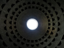 Kopuła Romańska panteon świątynia Obraz Stock