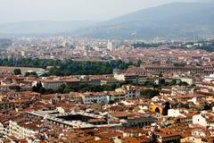 kopuły Firenze widok Zdjęcia Royalty Free