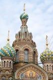 kopuły kościelne Fotografia Royalty Free