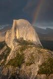 kopuły połówka Yosemite Zdjęcie Stock