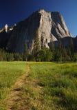 kopuły połówka Yosemite Obrazy Royalty Free