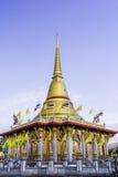 Kopuły przy świątynią obrazy royalty free