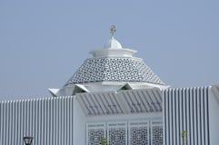Kopuła Cyberjaya meczet w Cyberjaya, Malezja Zdjęcie Stock