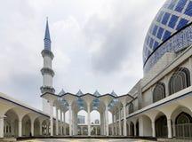 Kopuła i minaret Obrazy Stock