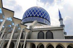 Kopuła i minaret Zdjęcie Royalty Free