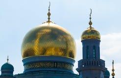 Kopuła Katedralny meczet Zdjęcie Stock