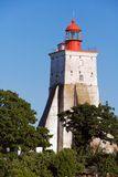 kopu lighthouse Στοκ φωτογραφία με δικαίωμα ελεύθερης χρήσης