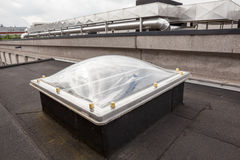 Kopuła na dachu Obrazy Royalty Free