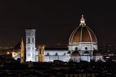 Kopuła Santa Maria Del Fiore Fotografia Royalty Free