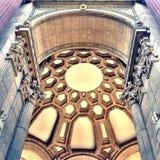 Kopuły Archway Fotografia Stock