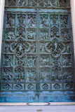 Kopuły katedra w Mediolan Obrazy Royalty Free