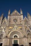 kopuły orvieto Zdjęcie Royalty Free