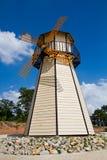 kopuły turbina wiatr zdjęcia royalty free