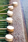 kopyści pawilonu puryfikaci woda Zdjęcia Stock