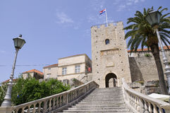 Korčula, Croatia Royalty Free Stock Photos