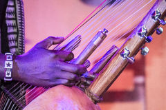 Kora Instrument Photos stock