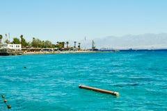 Koraalrif op het Rode Overzees Eilat royalty-vrije stock fotografie