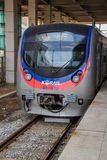 Korail pociągi Obrazy Stock