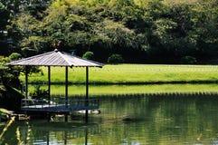 Korakuen à Okayama Photos stock