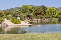 Korakuen garden Stock Image