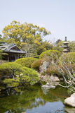 Korakuen Garden in Okayama Stock Photography