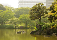 Korakuen park Royalty Free Stock Photos