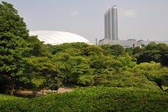 Korakuen park, Tokyo Stock Images