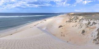 Koral zatoka, zachodnia australia Obrazy Royalty Free