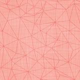 Korala druciana tkanina textured bezszwowy deseniowy druk zdjęcia royalty free