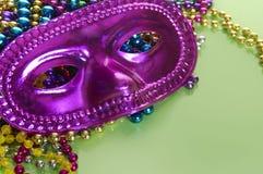 koralików maski maskarada zdjęcie royalty free