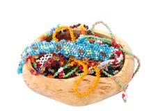 koralików ornamenty Fotografia Stock