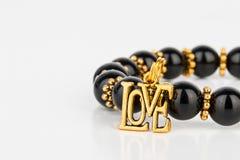 Koralik biżuteria zdjęcie stock