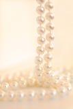 koralik perły Obrazy Royalty Free