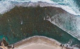 Korallenriff, Tiefpunkt stockbilder