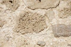 koralowy Bahrain fort kołysa ściany Zdjęcia Royalty Free