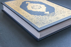 Koran - holy book of Muslims Stock Image