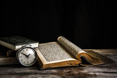 Koran - holy book of Muslims Royalty Free Stock Photo