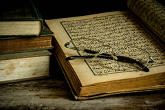 Koran - holy book of Muslims Royalty Free Stock Images