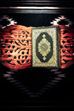 Koran - holy book of Muslims,vintage style filtered photo Royalty Free Stock Images