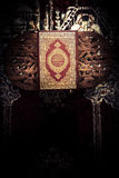 Koran - holy book of Muslims,vintage style filtered photo Stock Image