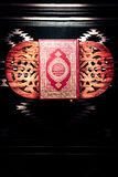 Koran - holy book of Muslims,vintage style filtered photo Stock Photography